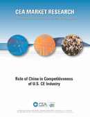 Role of China in Competitiveness of U.S. Consumer Electronics Industry (2006)