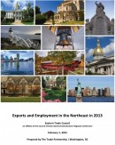 Exports and Employment in the Northeast in 2013 (2015)