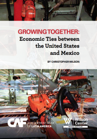 Growing Together: Economic Ties between the United States and Mexico (2017)