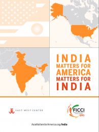 India Matters for America / America Matters for India (2017)