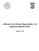 African Growth and Opportunity Act Implementation Guide (2000)