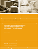 U.S. Trade Preference Programs: Lessons from Europe from the U.S. Struggle to Get It Right (2010)