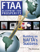 FTAA: Blueprint for Prosperity, Building on NAFTA's Success (2001)