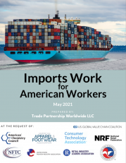Imports Work for American Workers (2021)