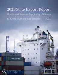 US – China Business Council State Export Report (2021)